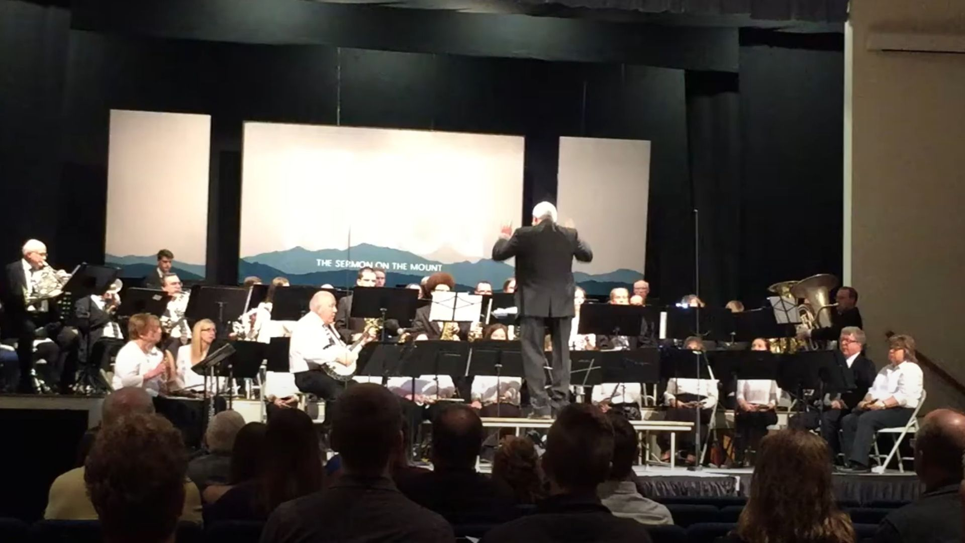 FSSB performing Retaliation by Joe Eigenbrot