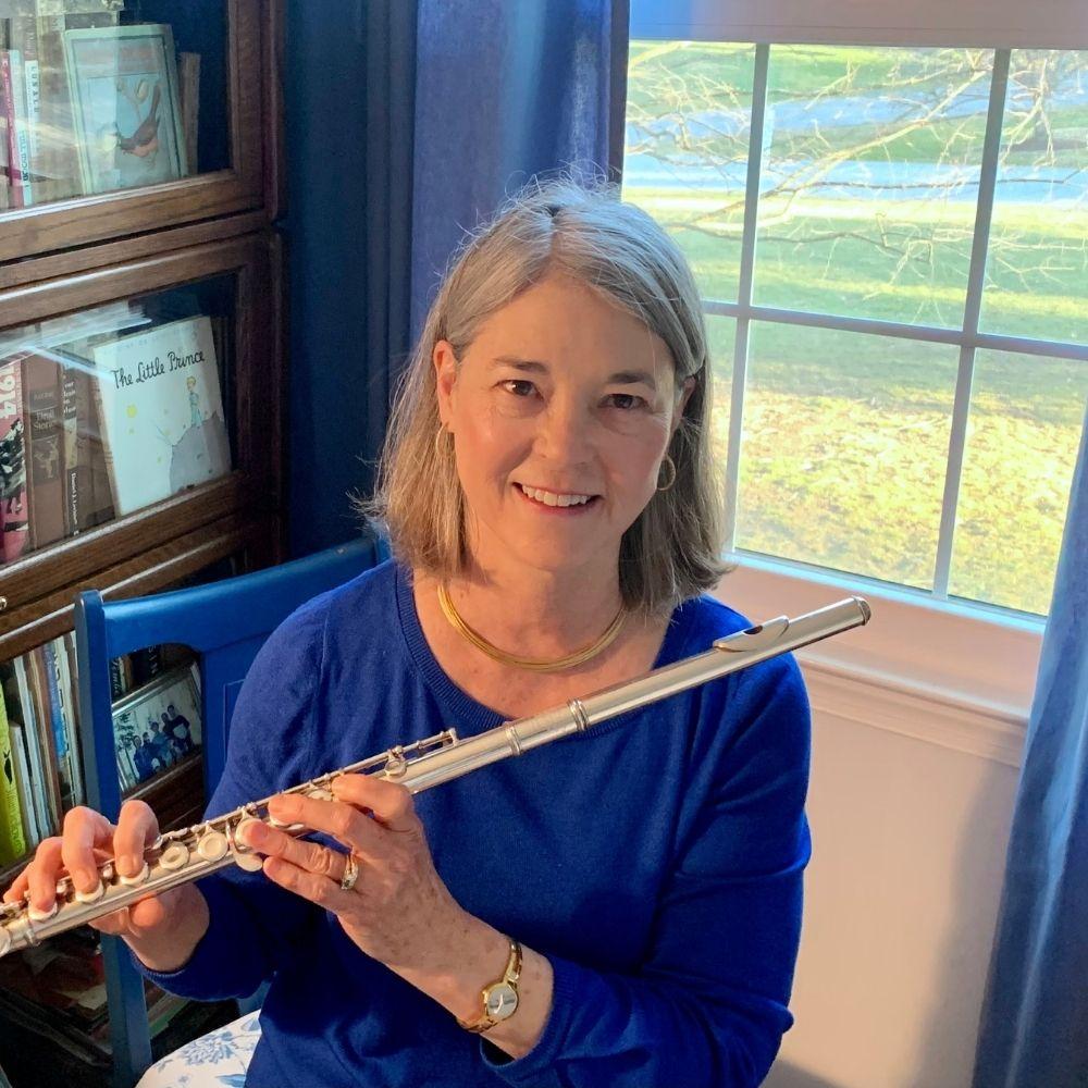 Katherine Kerrane - First State Symphonic Band - Flutist